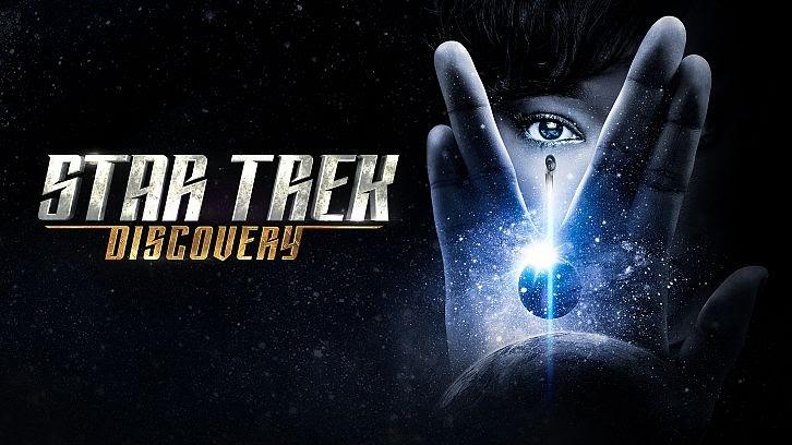 star trek discovery copertina